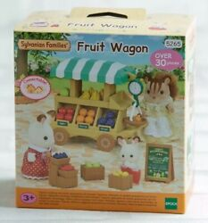 Sylvanian Families Calico Critters Fruit Wagon New Boxed Epoch Girls Age 3+ F/s