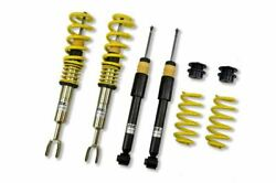 St X Coilover Suspension For 2002-08 Audi A4 B6/b7 2wd Sedan - Height Adjust
