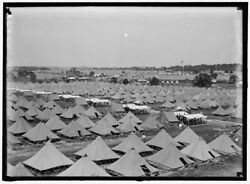 Reproduced 1913 Photo Gettysburg Reunion Gar And Ucv Scenes At The Encampment R