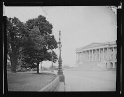 1900 Photo Of House Wing Of The United States Capitol Washington D C M