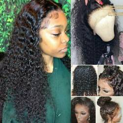 Curly Full Front Lace Wigs Peruvian Remy Human Hair Silk Top Full Lace Wigs Us H