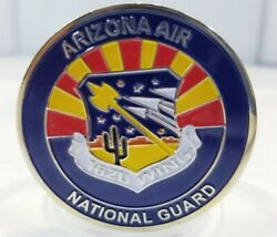 Arizona Air National Guard 162d Wing 2 Challenge Coin