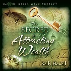 The Secret To Attracting Wealth By Kelly Howell Book The Fast Free Shipping