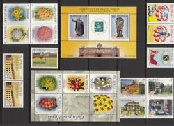 Rp11 Philippines - 2011 Complete Year Stamp Sets With Souvenir Sheets. Muh