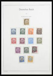 Lot 32623 Stamp Collection German Reich 1933-1945.