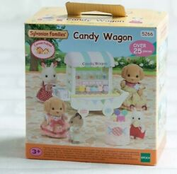 Sylvanian Families Calico Critters Candy Wagon New Boxed Epoch Girls Age 3+ F/s