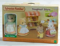 Sylvanian Families Calico Critters Doughnut Store Epoch New Boxed Girls Age 3+