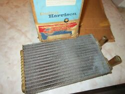 Nos Heater Core 1963 64 65 66 67 68 69-1973 Jeep J Series Station Wagons Trucks