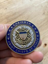 Joint Chief Of Staff Commander Coin Admiral Mullen Devgru Seal 6 Rc-e Afghan Oef