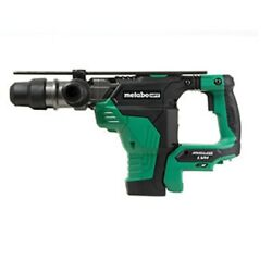 Metabo Dh36dmaq2m 1-9/16 36v Brushless Sds-max Rotary Hammer Drill W/ac Adapter