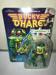 Boss Fight Bucky Ohare Aniverse Storm Toad Trooper Action Figure New