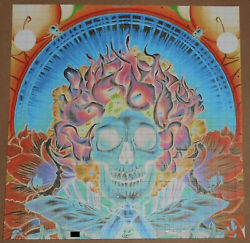 Aj Masthay Reverence Blotter Art Print Signed Numbered A.j. Poster Psychonaut