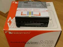 Nakamichi Mb-6 Cd Changer Car Audio Stereo From Japan F/s