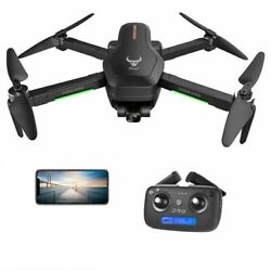 Quadcopter Rc Drone With Camera 4k 5g Wifi Gps 2-axis Gimbal 25mins Flight Time