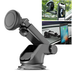 Universal Car Dashboard Magnetic Phone Holder 360anddeg Rotation For Iphone 12 Galaxy