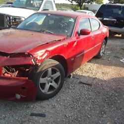 Driver Front Door Without Pinch Protection Windows Fits 06-10 Charger 408567