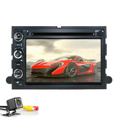7 Android 9.0 Car Radio Navigation Stereo Dvd Gps For Ford F150 2005-2008 Dab+
