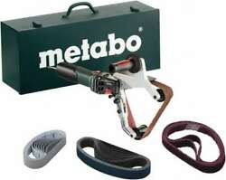 Metabo 1-1/2 X 30, 2,400 To 8,900 Rpm Air Belt Sander 0.25 Hp, 1,650 To 5,50...