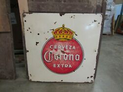 Great Value Corona Metal Table Porcelain Top 15-old Mexican-restaurant-30x30