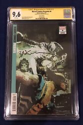 Marvel Comics Presents 4 150 Variant Cgc 9.6 Signed By Bill Sienkiewicz Hot