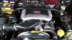 01-04 Chevy/geo Tracker 2.5l V6 Engine/motor Assembly Video Tested 177k