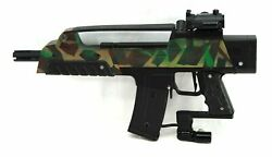 Used Gog Smart Parts Sp8 Sp 8 Paintball Gun Electronic Tactical Marker Camo