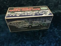2004 Hess Truck - Sport Utility Vehicle And Motorcycles In Box - Fast Free Ship