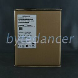 1pc New Brand Siemens 6se6430-2ad31-5ca0 1 Year Warranty Fast Delivery