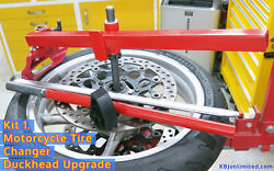 Unlimited Duckhead Upgrade For Harbor Freight. Motorcycle Manual Tire Changer