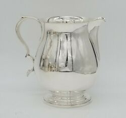 And Co. Sterling Silver Pitcher Circa 1950and039s