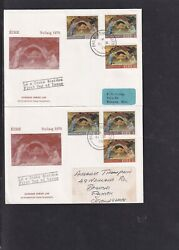 Ireland 1976 Christmas Nativity Choice Fdc First Day Cover