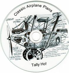 20 Experimental Airplane Glider Homebuilt And Ultralight Plans And Books On Cd