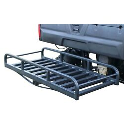 Great Day Hitch-n-ride Cargo Carrier For 2 Receivers