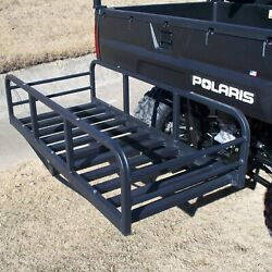 Great Day Hitch-n-ride Magnum Cargo Carrier For 2 Receivers