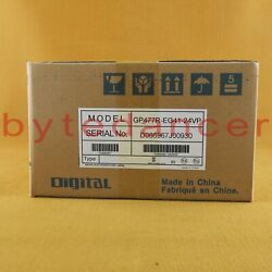 1pc New Proface Touch Screen Gp477r-eg41-24vp 1 Year Warranty Fast Delivery