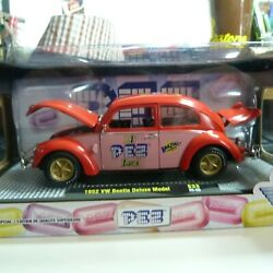 M2 Machines Pez 1952 Vw Beetle Deluxe Model Limited Edition Exclusive 2020 New