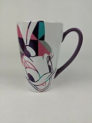 Official Walt Disney World Daisy Duck Shapes Collection Large 20oz 6in Mug