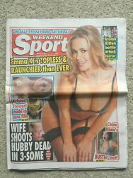 Weekend Sport March 10th 2017 Aria Giovanni Jamie Feather Alice Goodwin