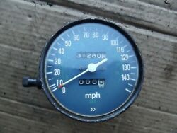 Honda Cb750 4 1970and039s Speedometer. 7