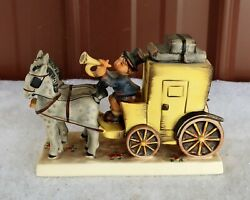 Goebel Hummel The Mail Is Here Figurine 226 West Germany 1952