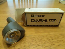 Mopar Dashlite Rechargeable Dashboard Flashlight 2000and039s Accessory
