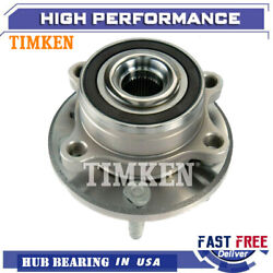 Ha590446 Wheel Bearing And Hub Assembly Timken Fits 2011-2016 2017 Ford Explorer