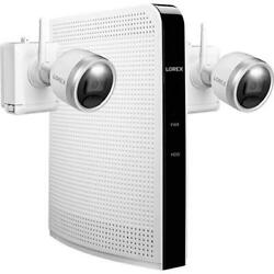 Lorex 1080p 6-channel Wire-free 64gb Security System With 2x U222aa Cameras