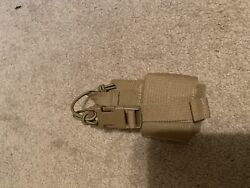 New Usmc Issue Tactical Tailor Prc-1153 Iisr Radio Pouch Coyote Brown