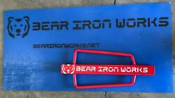 Bear Iron Works Post Driver Fence Post Pounder