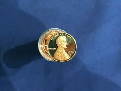 1979-s Lincoln Cent Proof Lot Of 32 Coins E7072