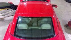 02-10 Lexus Sc430 Retractable Hard / Convertible Top - Absolutely Red
