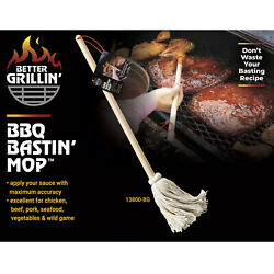 Better Grillin Bbq Bundles Offer Good Food With Scrubbing Stone And Bbq Mop