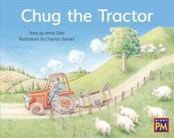 Chug The Tractor Leveled Reader Blue Fiction Level 10 Grade 1 English Paperba