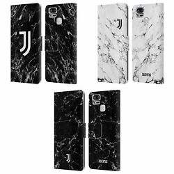 Official Juventus Football Club Marble Leather Book Case For Asus Zenfone Phones
